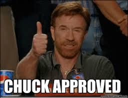 Approved Meme - chuck approved chuck approved quickmeme