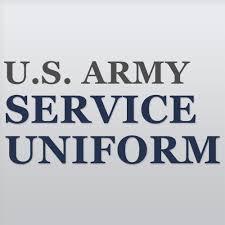 united states army service uniform