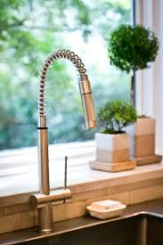 Restaurant Faucets Kitchen Restaurant Style Kitchen Faucet Kitchen Eclectic With Ann Sacks
