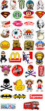 50pcs brand logo vinyl stickers decals snowboard luggage car check here for full a4 size sticker over 10 single stickers click the photo for link for the item