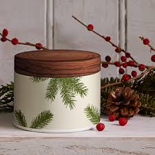 thymes frasier fir thymes frasier fir candle tin fresh scent candle gifts