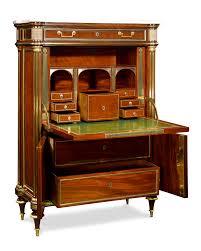 Antique Desk With Hutch Antique Furniture Antique Desk By Bernard Molitor Circa 1790