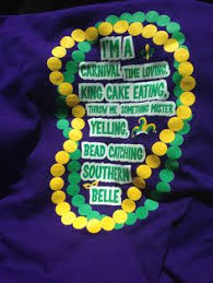 mardi gras t shirt mardi gras mardi gras t shirt size matters size maters