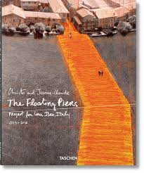 Floating Piers by Christo And Jeanne Claude The Floating Piers Vs 1 Taschen Books