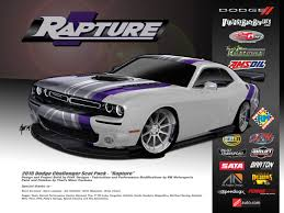 Dodge Challenger Custom - 2015 dodge challenger rapture show car coming to sema autoevolution
