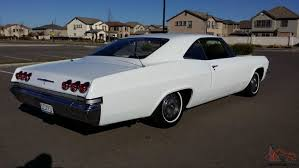 chevy impala new paint u0026 interior must see u0026 sell low reserve