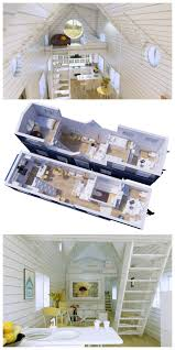 Interior Home Design For Small Houses by 3 Bedroom Family Sized Tiny House Interior Tiny House