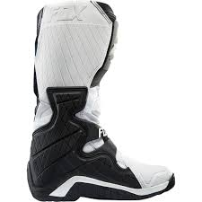 motocross boots 8 fox racing comp 8 boots white sixstar racing