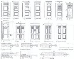Architectural Electrical Symbols For Floor Plans Door Symbol Architecture U0026 Interior Design Plan Symbols