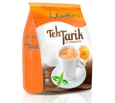 X Teh 4 pack of chek hup teh tarik 3 in 1 malaysian milk tea