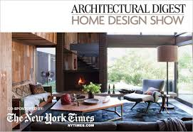 architectural digest home design show hours news grothouse ties for best of show at the ad home design show