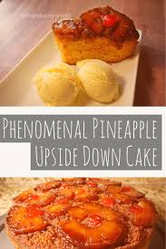 diy phenomenal pineapple upside down cake