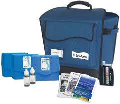water pollution testing kit