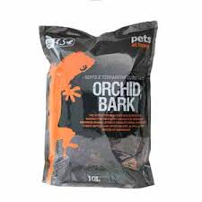 orchid bark orchid bark 10 litre pets at home