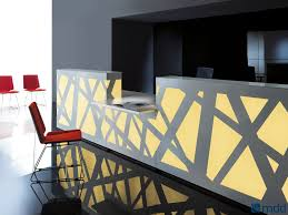 Reception Counter Desk by Designer Reception Desk Furniture Design Office Salon