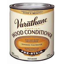 interior wood stain colors home depot varathane 1 qt wood conditioner case of 2 211775h the home depot