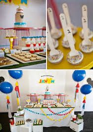 birthday boy ideas mickey mouse 1st birthday boy disney party planning ideas