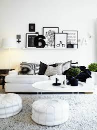 schwarz weiß wohnzimmer einrichtungsbeispiele schwarz weiß wohnzimmer einrichten weiss