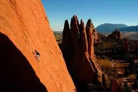 Rock Climbing Garden Of The Gods Garden Of The Gods Colorado S Best Climbing Destination