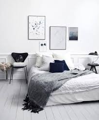 Best  Monochrome Bedroom Ideas Only On Pinterest Black White - Interior design of a bedroom