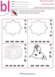 free phonics worksheets kindergarten phonics printables
