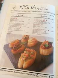 dolce cuisine ร ป nisha by dolce wongnai