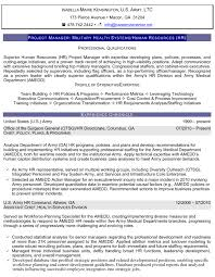 military resume writing services military resume samples examples military resume writers