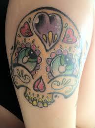 tattoos girly big tattoos aztec sun