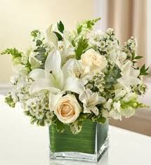 white flower arrangements healing tears all white arrangement white flowers help