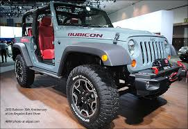 2013 jeep wrangler rubicon tenth anniversary edition