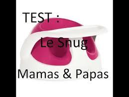 siege pour test le baby snug mamas papas le siège pour bébé
