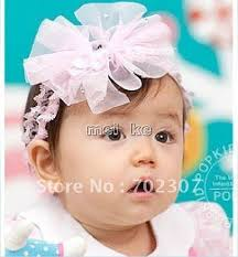 lace headwear 50pcs lot lace headwear headband headdress baby hairpin