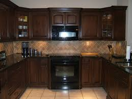 kitchen color schemes with oak cabinets kitchen gourmet kitchens with black appliances and oak cabinets