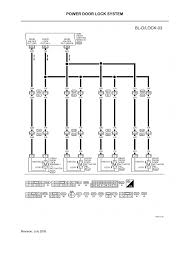 repair guides body lock u0026 security system 2005 power door