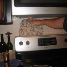 Stove Backsplash Ideas - Cheap backsplash ideas
