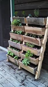 interesting pallet planters for your garden to make it creative