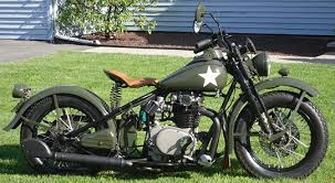 not to be expected a world war ii themed yamaha motorcycle at