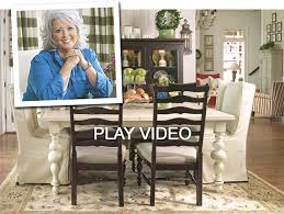Paula Deen Dining Room Paula Deen Home Wolf And Gardiner Wolf Furniture