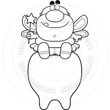 fairy clipart black tooth pencil and in color fairy clipart