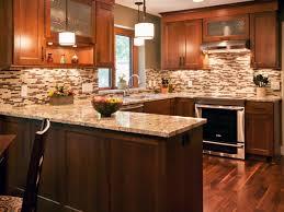 kitchen tiles wall mounted range hood orange metal bar stool