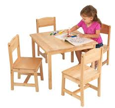 Drawing Desk Kids Kids Table And Chairs Set Drawing Board Playing Desk Wood Red Bus