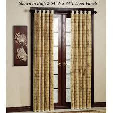 Tropical Curtain Panels Ultra Modern Bethany Grommet Window Curtain Panels Panel Curtains