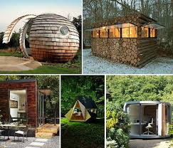 Backyard Offices 10 Weird Outdoor Backyard Offices Techeblog