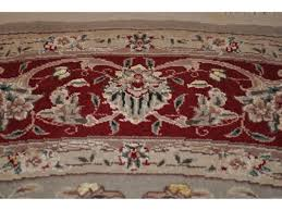 7 Foot Round Area Rugs by 7 U0027 X 7 U0027 Round Persian Rug Floral Made Out Of 100 Natural Silk