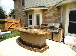 outdoor bar ideas inexpensive outdoor bar ideas with brown countertop kitchen