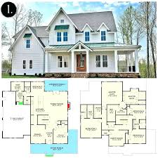 custom farmhouse plans modern farmhouse plans farm house in finest plan for wonderful