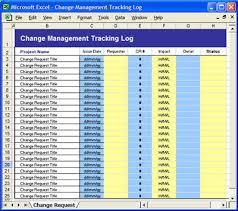 Change Management Plan Template Excel Configuration Management Plan Template Abstract The Program