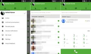 hangouts apk apk hangouts gets updated to v2 3 with voice