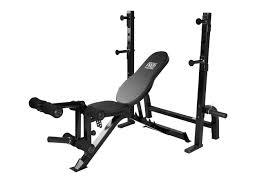weight bench with squat rack home decorating interior design