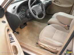 1996 Ford Taurus Interior Saddle Interior 1997 Ford Taurus Gl Photo 55414662 Gtcarlot Com